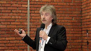 Олег Березин, председатель российской секции SMPTE